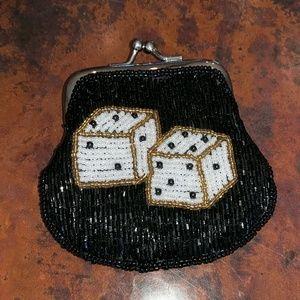 Handbags - Beaded Coin Purse